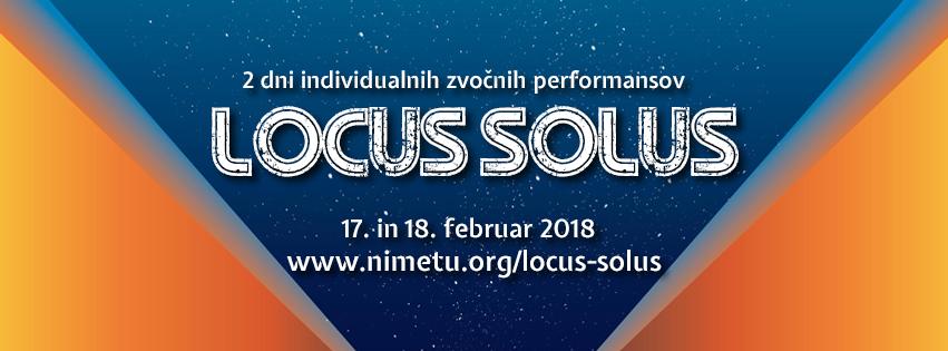Locus Solus - Februar 2018